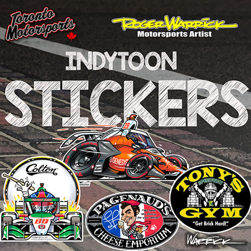 Stickers and Decals