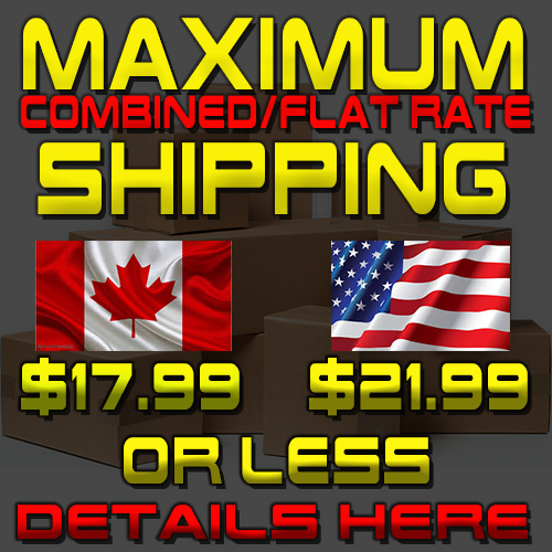 Flat Rate/Combined Shipping